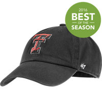 Men's 47' NCAA Texas Tech Cap