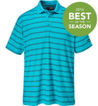 Men's Ventilated Short Sleeve Polo