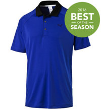 Men's Dvent Short Sleeve Polo