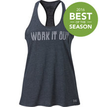 Women's Work It Out Tank