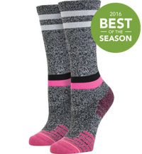 Women's Burn Crew Socks