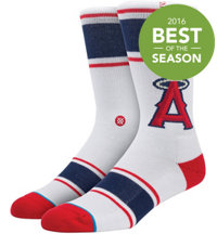 Men's MLB Diamond Halos Socks