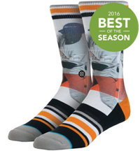 Men's MLB Legends Mr. Padre Socks
