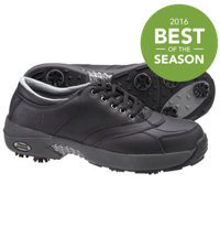 Men's Winter Oxford Winter Golf Shoes - Black/Gray