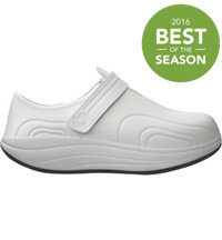 Women's Ultralite Toner Casual Shoes - White/Black