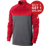 Men's Therma Fit Quarter-Zip Sweater