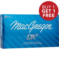 DXf Golf Balls - 15 PACK