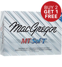 MT Sof-T Golf Balls