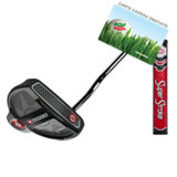 Works 17 Mallet Putter with Superstroke Grip