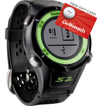 Approach S2 GPS Watch