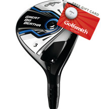 Lady Great Big Bertha Fairway Wood