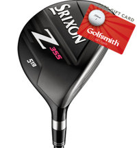 Lady Z 355 Fairway Wood