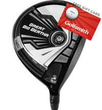 Great Big Bertha Driver - Limited Release Black