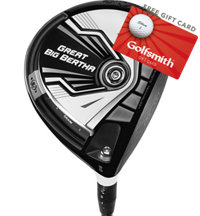 Great Big Bertha Driver - Limited Release White