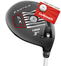 Exotics EX9 Tour Adjustable Fairway Wood