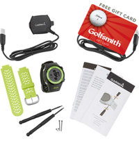 Approach S2 GPS Watch Bundle