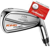 King Cobra Utility Iron with Steel Shaft