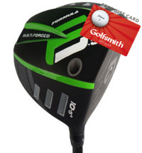Formula 6.5 Adjustable Driver