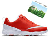 Junior Boy's Control Spiked Golf Shoe
