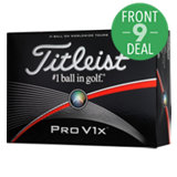 Pro V1X High Numbers Golf Balls