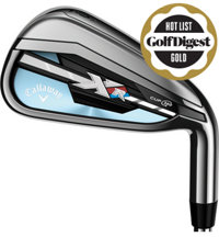 Lady XR Individual Iron with Graphite Shafts