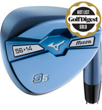 S5 Blue Ion Steel Wedge