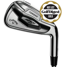 Apex Pro 16 4-PW, AW Iron Set with Graphite Shafts