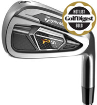 PSi 4-PW Iron Set with Steel Shafts