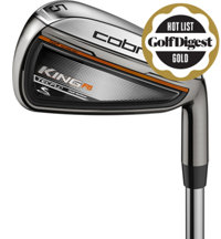 King F6 4-PW, GW Iron Set with Steel Shafts