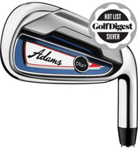 Blue 5-PW, AW Iron Set with Steel Shafts