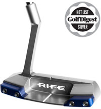 Switchback Two Silver Putter