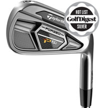 PSi Tour 3-PW Iron Set with Steel Shafts