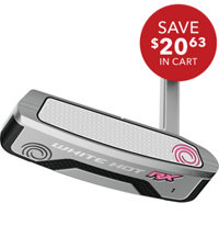 Lady White Hot RX Blade Putter