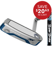 White Hot RX Blade Putter with SuperStroke