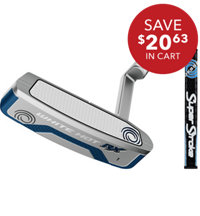 White Hot RX Blade Putter with SuperStroke Flatso Grip
