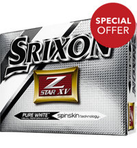 Personalized Z-Star XV Golf Balls