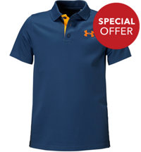 Junior Boy's Matchplay Short Sleeve Polo