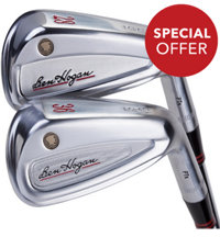 PTx Mid-High Launch Loft Profile 7 Piece Iron Set with Steel Shafts