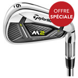 2017 M2 4-PW,AW Iron Set with Steel Shafts