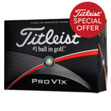 Personalized Pro V1x High Number Golf Balls
