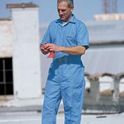 Parasuit Short-Sleeve Jumpsuit