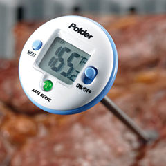 Polder® Instant Read Thermometer