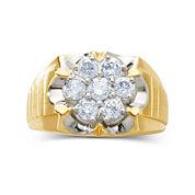 1 1/2 CT. T.W. Diamond Mens Ring