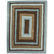 My Baby Sam Mad About Plaid Nursery Rectangular Rug