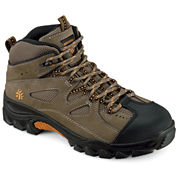 Wolverine® Hudson Mens Steel-Toe Boots