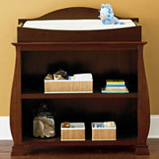 Savanna Bella Changing Table - Espresso