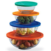 Pyrex® 8-piece Mixing Bowl Set