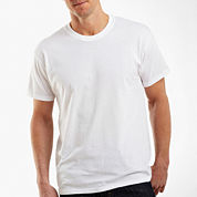 Hanes® 6-pk. Cotton Crewneck T-Shirts - Value Pack