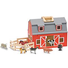 Melissa & Doug® Fold & Go Barn