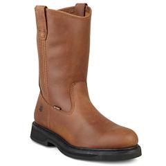 Wolverine® Ingham Mens Wellington Steel-Toe Boots